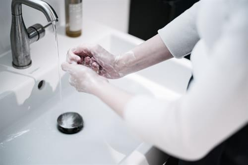 So be safe and thank you for washing your hands.