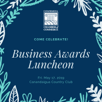 Business Awards Luncheon 2019 Sponsored by Lyons National Bank