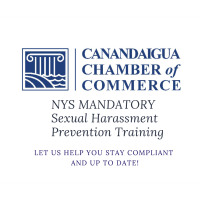 Chamber University-NYS MANDATORY Sexual Harassment Prevention Training 6/21/19