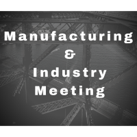 Manufacturing & Industry Meeting