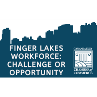 Finger Lakes Workforce: Challenge or Opportunity Sponsored by Canandaigua Federal Credit Union #16176
