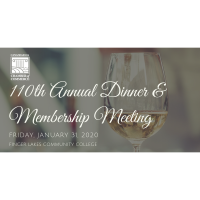 110th Annual Dinner & Membership Meeting 1/31/2020