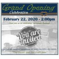 Square Knot Brewing Grand Opening