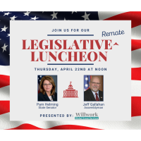 Legislative [Remote] Luncheon