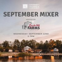 September Mixer hosted by Lincoln Hill Farms
