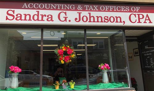 Spring has sprung at SGJ CPA