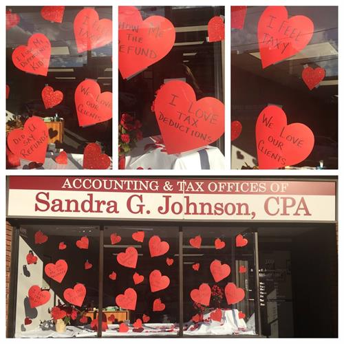 We love accounting at SGJ CPA