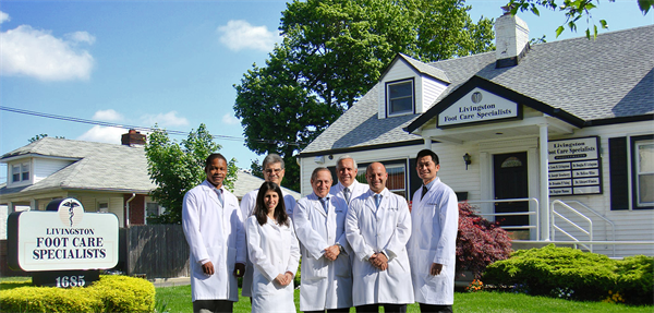 Dr. Leon Livingston, Dr. Douglas Livingston and their Associates