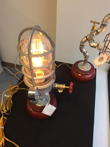 American Steam Punk Lamp Company