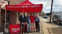 Milwaukee Tools Counter Day