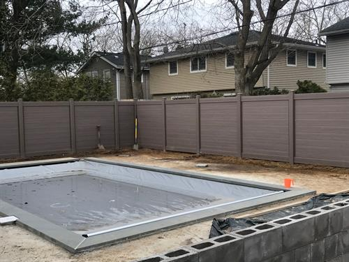 Bufftech Pvc Fence