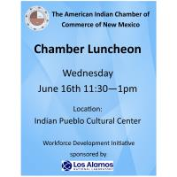 AICCNM Monthly Chamber Luncheon-June 2021