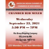 AICCNM Chamber Evening Mixer - September 2021