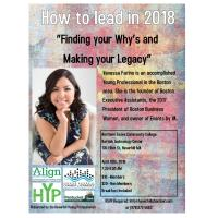 How to lead in 2018 w/ Vanessa Farino