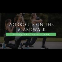 Workouts on the Boardwalk