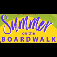 Movie Night on the Boardwalk