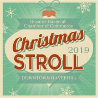 27th Annual Haverhill Christmas Stroll