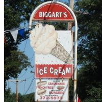 Biggart's Ice Cream - Haverhill