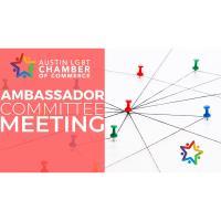 Ambassadors Committee Meeting