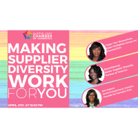 Make Your Supplier Diversity Work For You