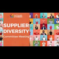 Supplier Diversity Committee Meeting