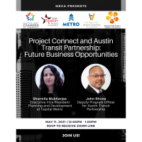 Project Connect and Austin Transit Partnership: Future Business Opportunities