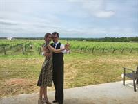 Tango at Texas Wineries and Vineyards