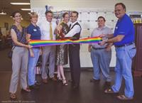 Corazon Tanguero's AGLCC Ranbow Ribbon Cutting