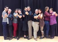 2017 Queer Tango Workshop in Austin Texas
