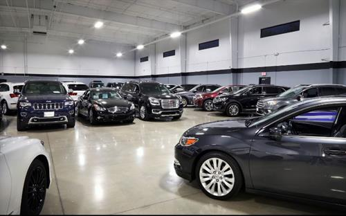Our indoor showroom makes browsing our expansive inventory a breeze!