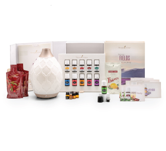A chemical free lifestyle with essential oils