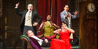 The Play That Goes Wrong, Oct 23-28