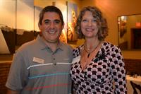 Networking with Raul Campa at Austin Business Owners Group