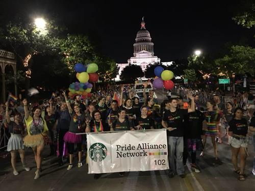 Austin Pride 2017