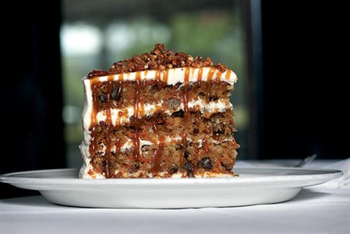 The Most Delicious Carrot Cake