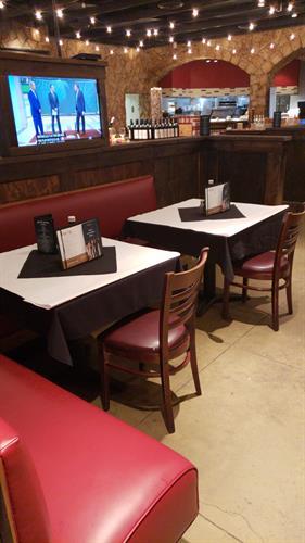 Austin Bar Seating