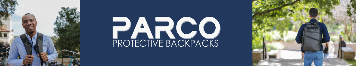 Parco Protective Backpacks