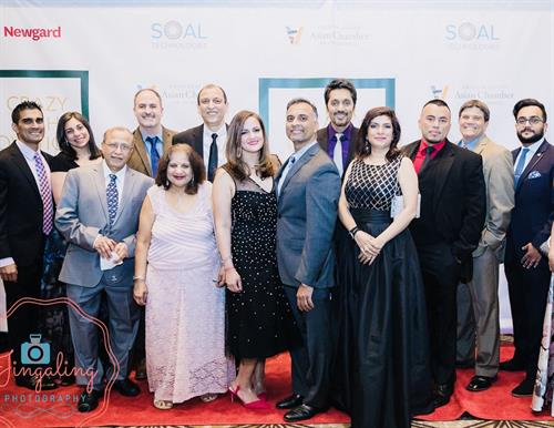 SOAL Crew at the Annual Ovation