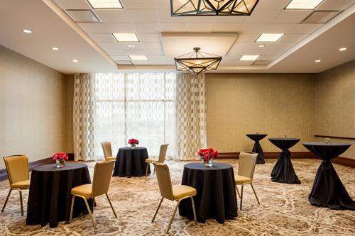 Meeting Foyer - Reception Set