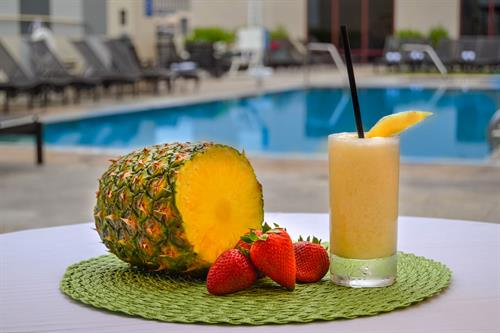 Pool Bar Relaxation