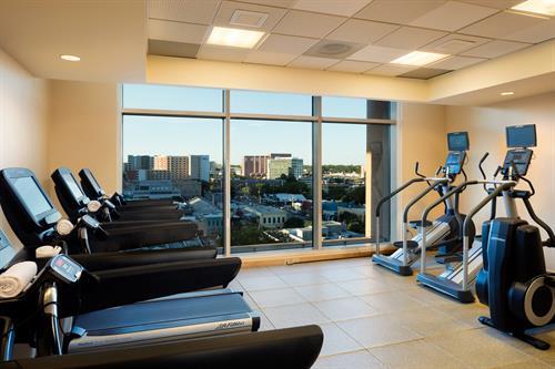 Skyline Spa Health Club