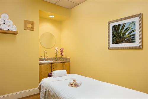 Skyline Spa Treatment Room