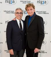 Mitchell and the legendary Barry Manilow