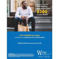 Wings Financial Credit Union - College Park
