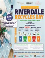 Riverdale Recycles Day