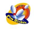 Pin Strikes Entertainment Center
