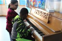 Music can be a great help to kids struggling with trauma