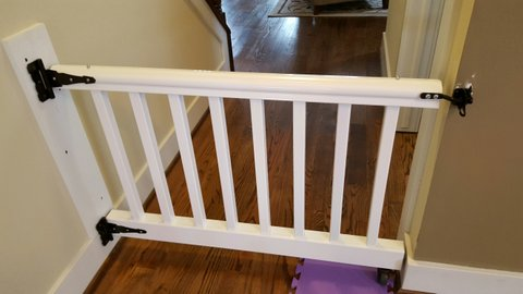 Custom Baby Gate in Royal Oak