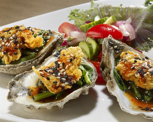Asian Oysters