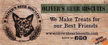 Oliver's Beer Biscuits